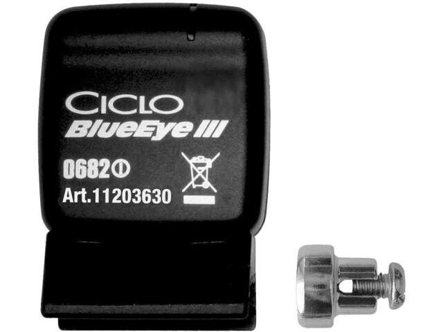 Ciclosport Speed sensor set CM 8.X black
